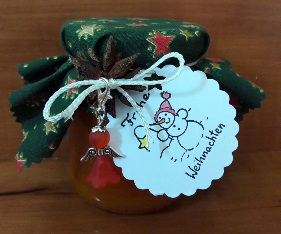 Weihnachtsmarmelade aus meiner Küche [Rezept] - Orange Diamond