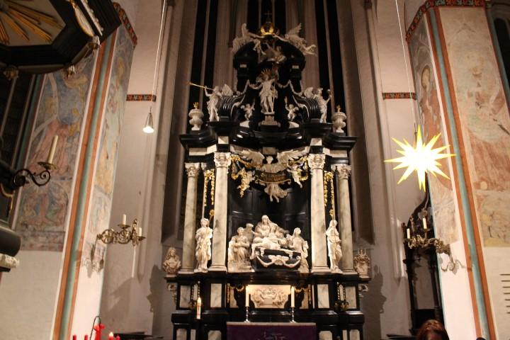 Lübeck: Seefahrerkirche St. Jakobi