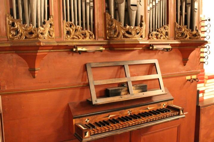 Orgelkonzerte in Lübeck in der St. Marienkirche im Advent