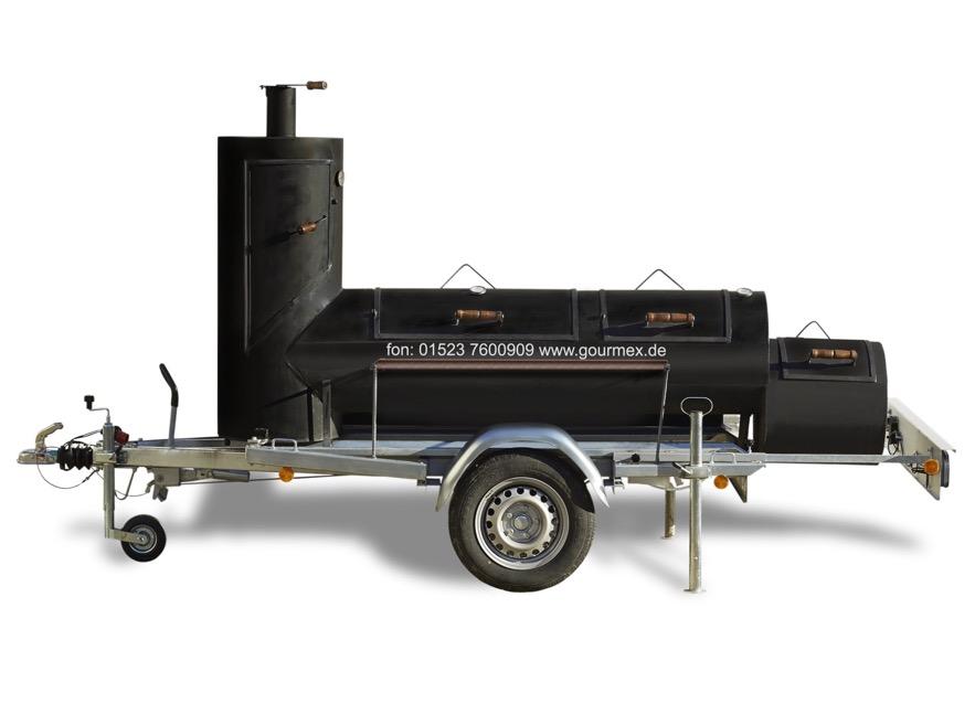 Gourmex: Der Spezialist für BBQ & Smoker Catering