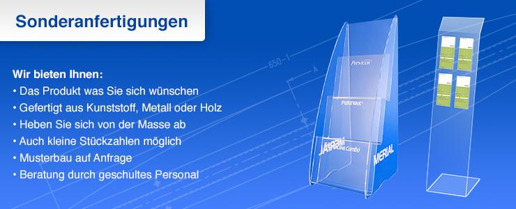 Bildrechte und Quelle: alu-prospektstaender.de