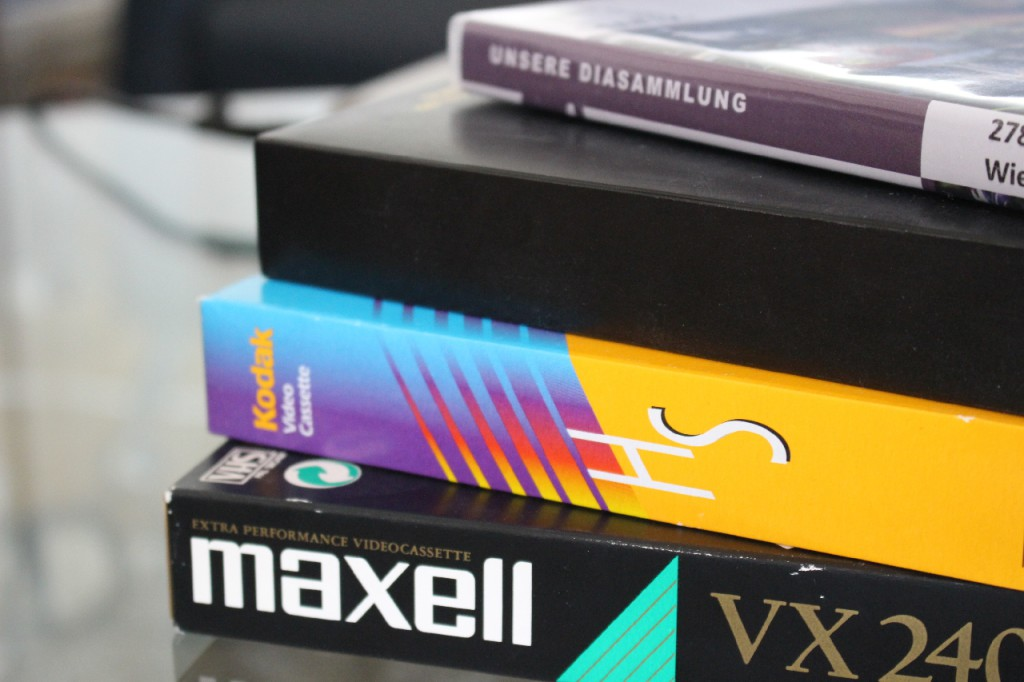 Digitalisieren von VHS