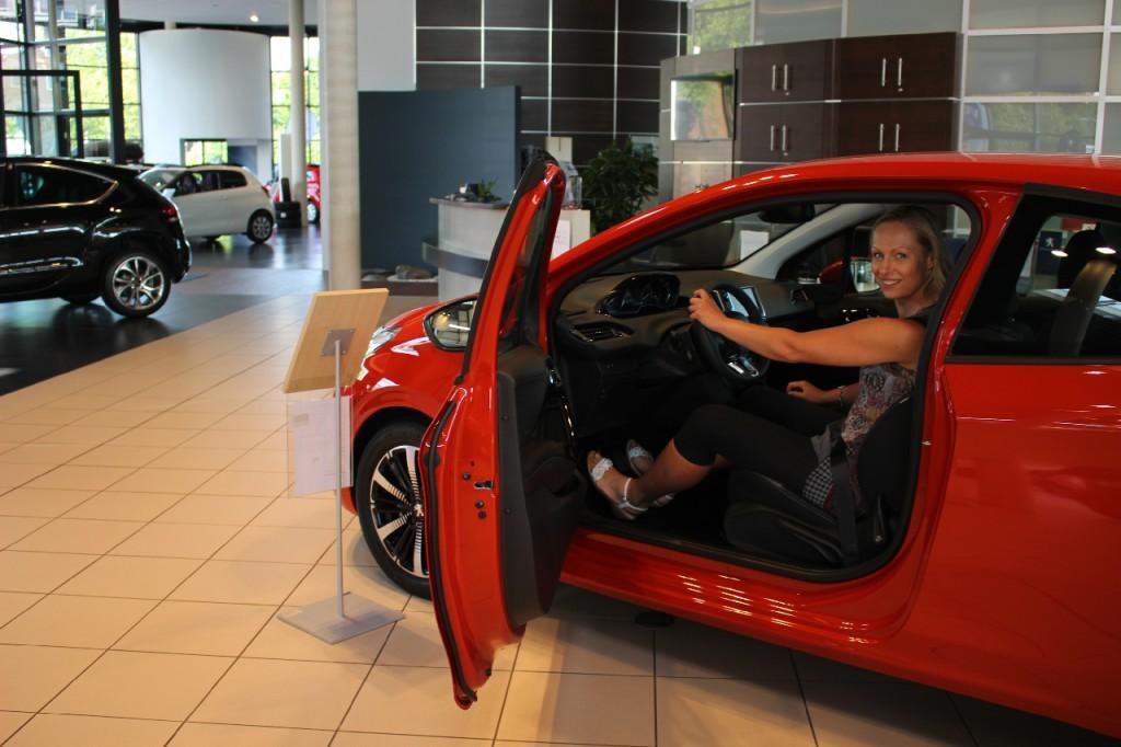 Dein Gesicht für Köln: Peugeot, Gewinnspiel