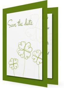 Save the date Vorlage: Test, Erfahung, Hochzeit