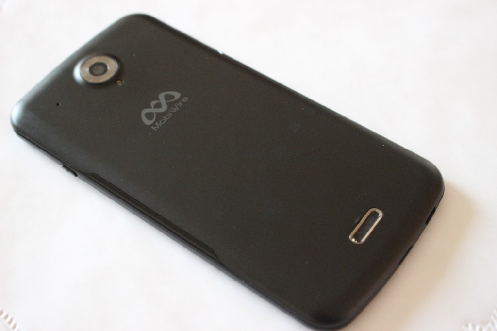 MobiWire Smartphone Pagasus: Erfahrung, Unboxing, Test, Review