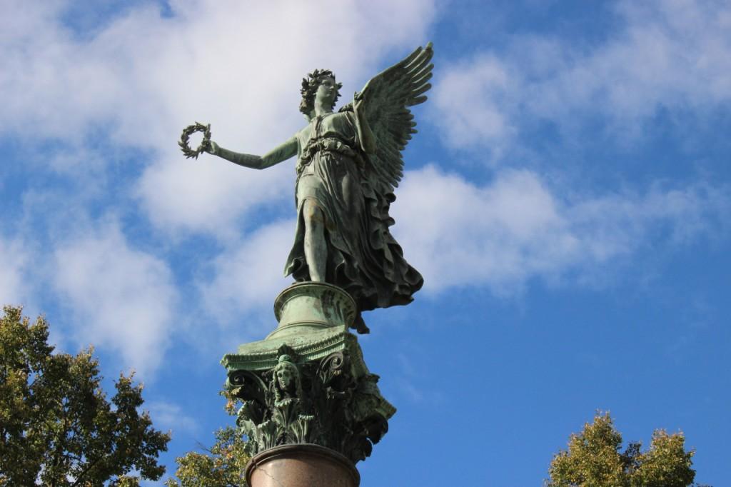 Berlin Schloss Charlottenburg: Reise, Travel, Erfahrung