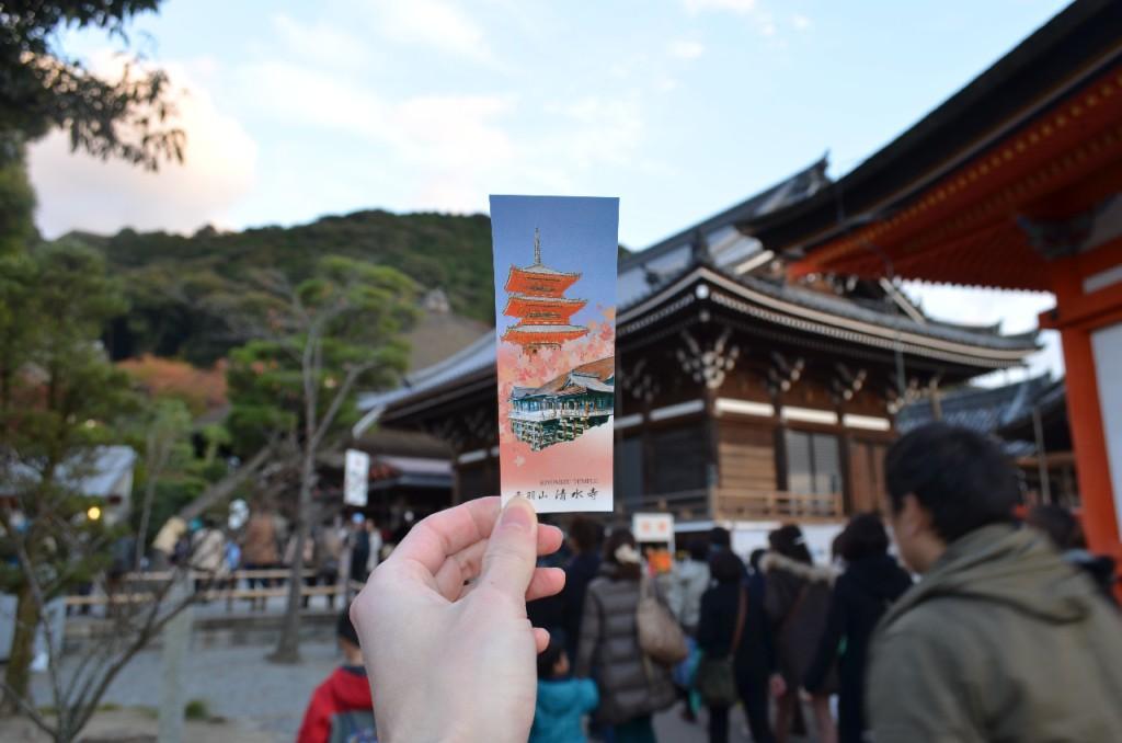 Kyoto-Kiyomizu-dera-Tempel-herbst-autumn