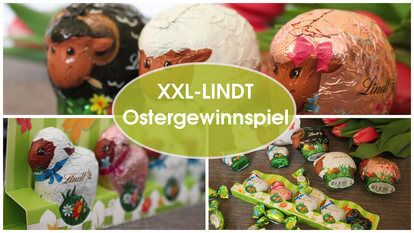 Lindt-Ostern-Schaf-Gewinnspiel-Test