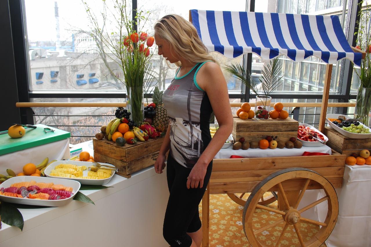 Fruity Fruhstuck Zum Superfoodsunday