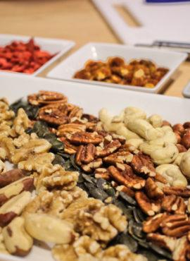 Darum sind Nüsse so gesund: Wieviel Gramm Nüsse sind am Tag sinnvoll?