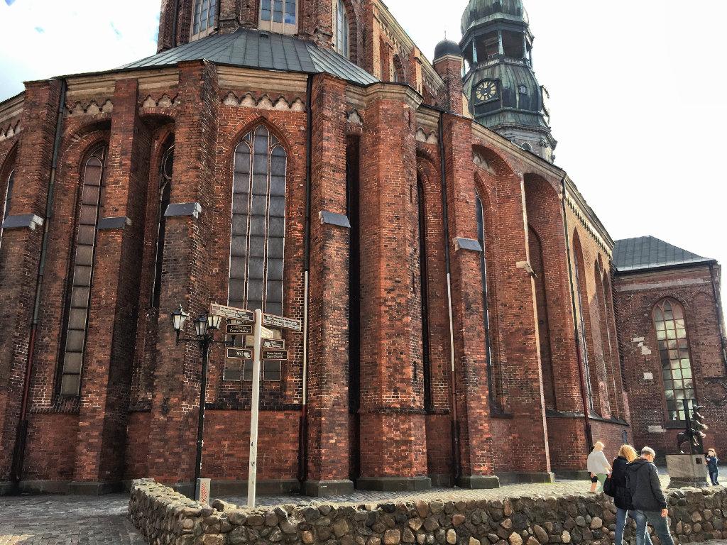 Petrikirche in Riga