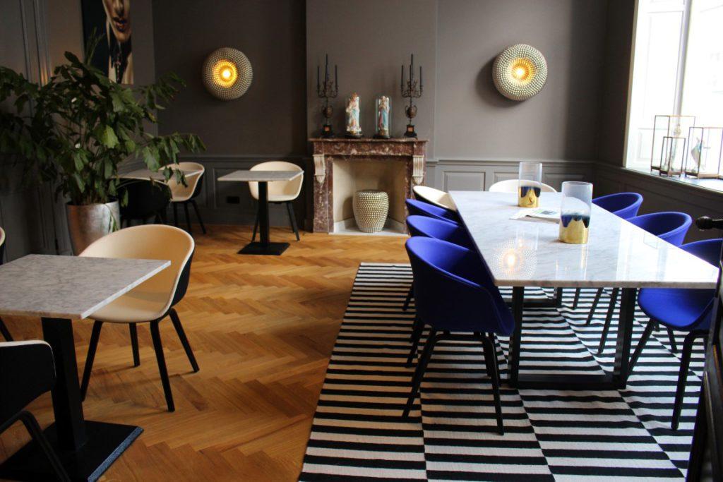 luxus im ehemaligen nonnenkloster hotel nassau in breda orange diamond. Black Bedroom Furniture Sets. Home Design Ideas