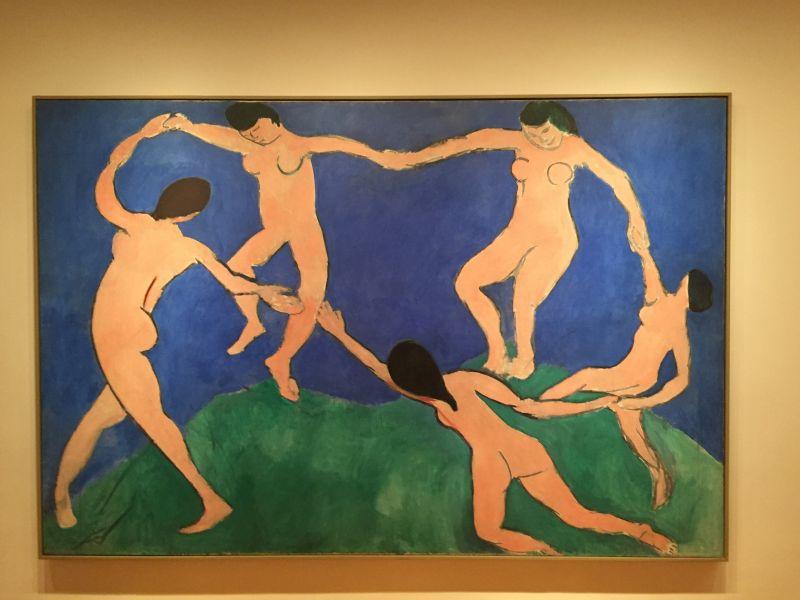 Henri Matisse - Der Tanz, 1910, MoMa New York