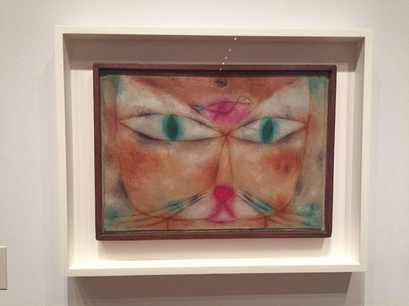 Paul Klee - Katze und Vogel, 1928, MoMa New York