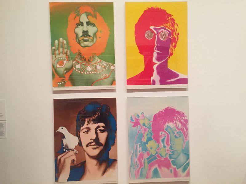 Richard Avedon - The Beatles, 1967, MoMa New York
