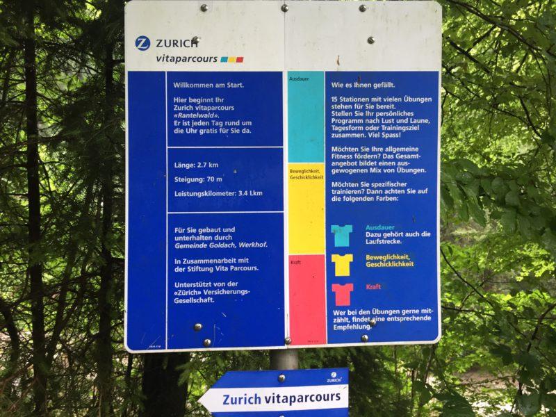 Erläuterungen zum Vitaparcours Rantelwald