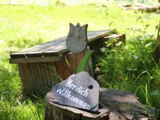 Willkommen im Siepengarten
