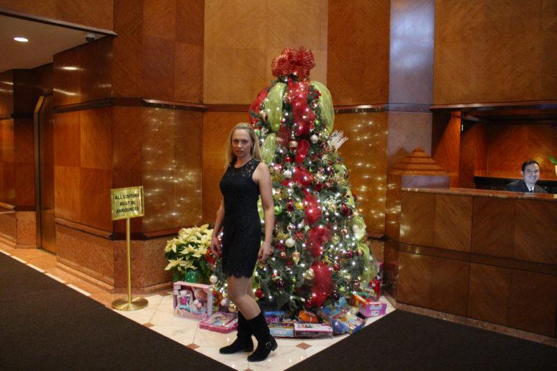 Lobby CitySpire Center