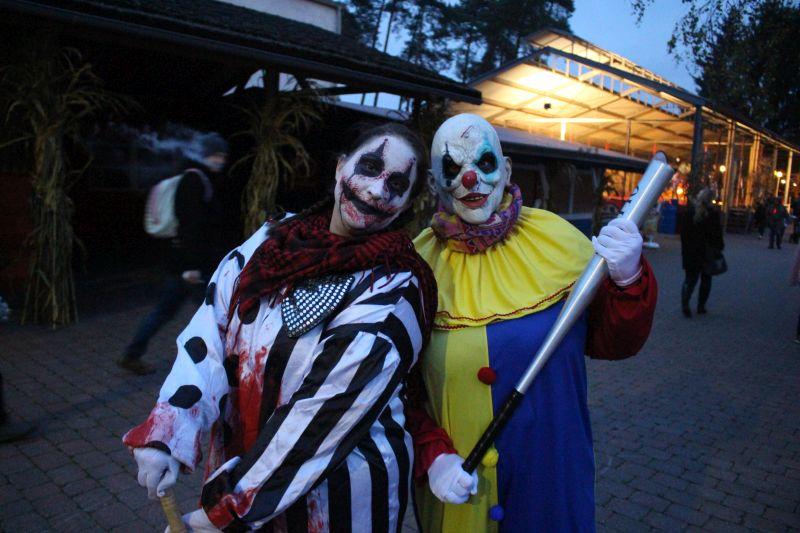 Halloween Parade Safaripark Stukenbrock