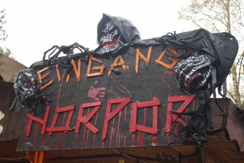 Grusellabyrinthe Halloween Safaripark Stukenbrock