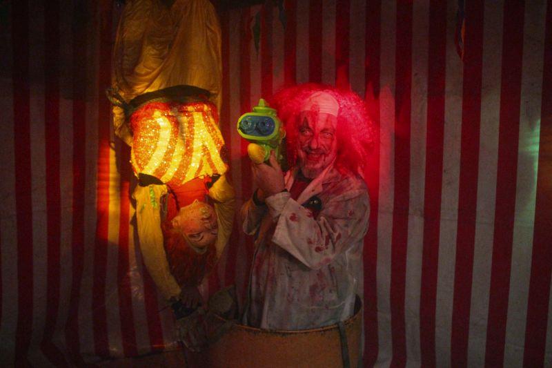 arsteller Halloween im Safaripark Stukenbrock