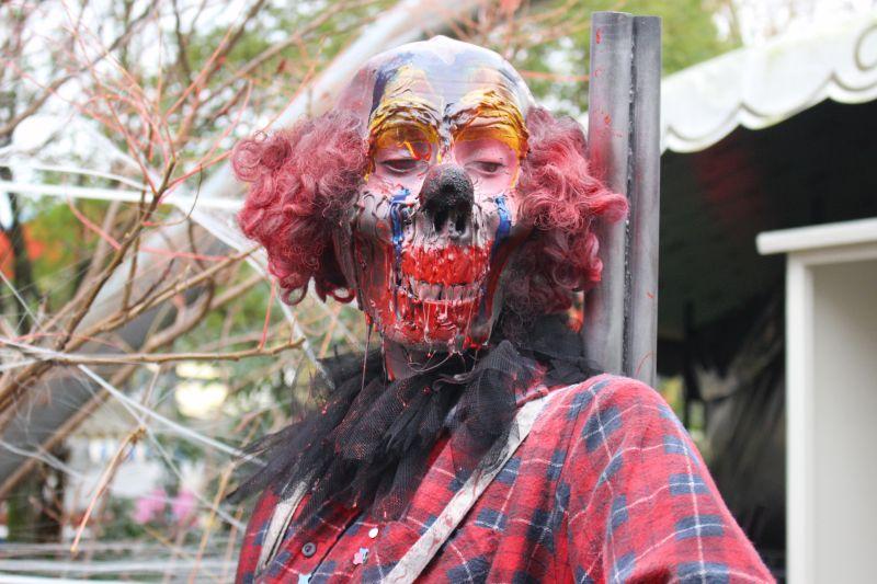 Halloween im Safaripark Stukenbrock