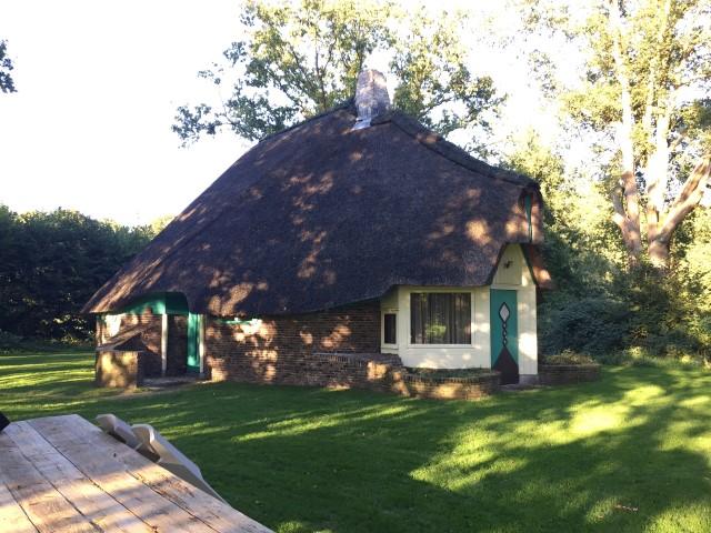 Garten des Atelier Roland Holst