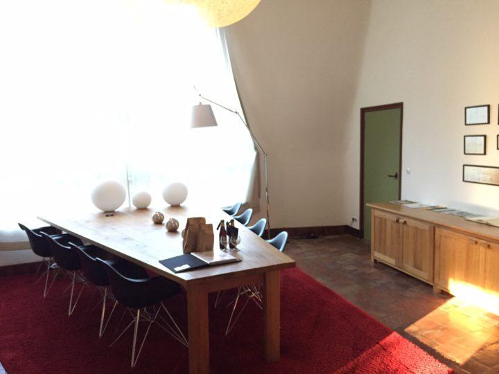 Hauptzimmer im Atelier Roland Holst