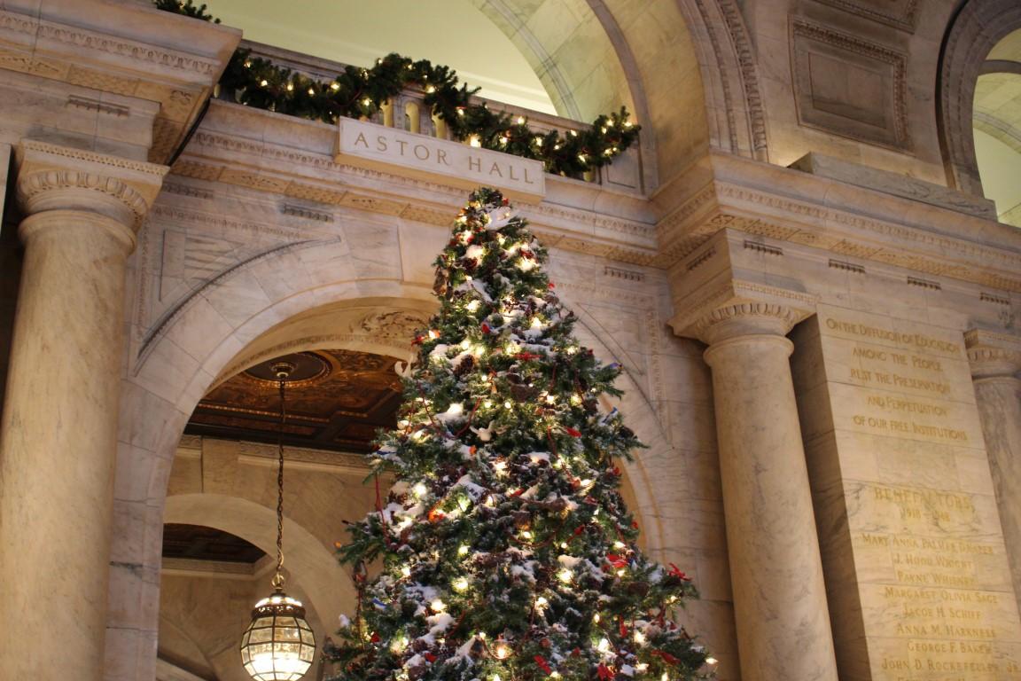 Wo Steht In New York Der Weihnachtsbaum.Top 10 Die Schönsten Weihnachtsbäume In New York