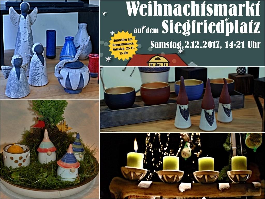 Werkhaus Bielefeld weihnachtsmarkt auf dem siggi die töpferei im werkhaus orange