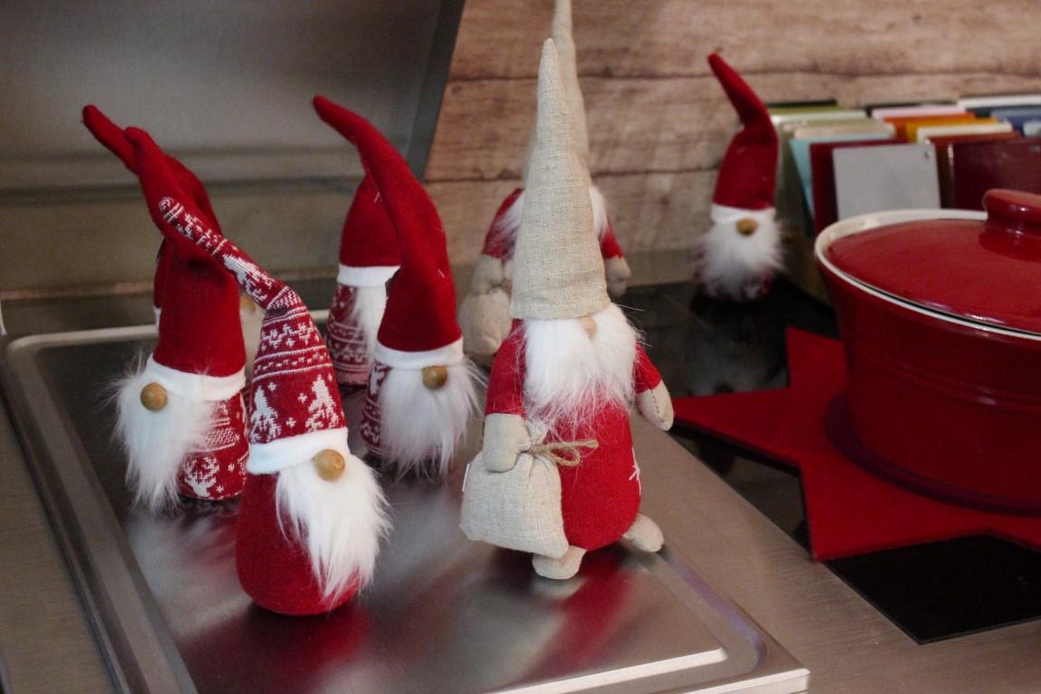 Weihnachtsmärkte auf Schlössern - Dekorationsartikel Zwerge