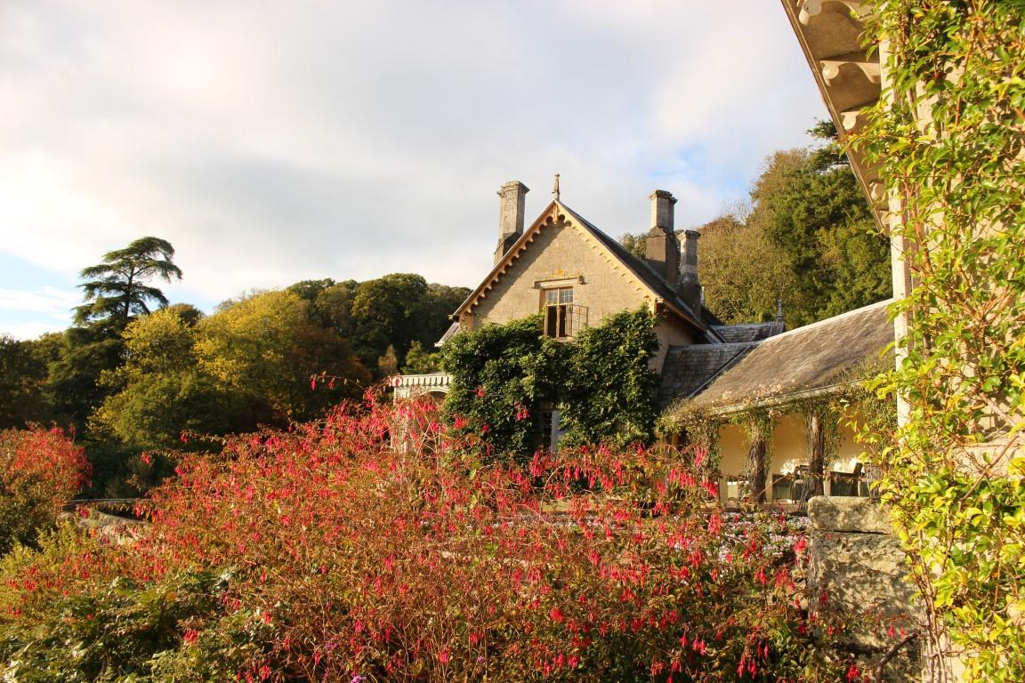 Hotel Endsleigh Gartenansicht