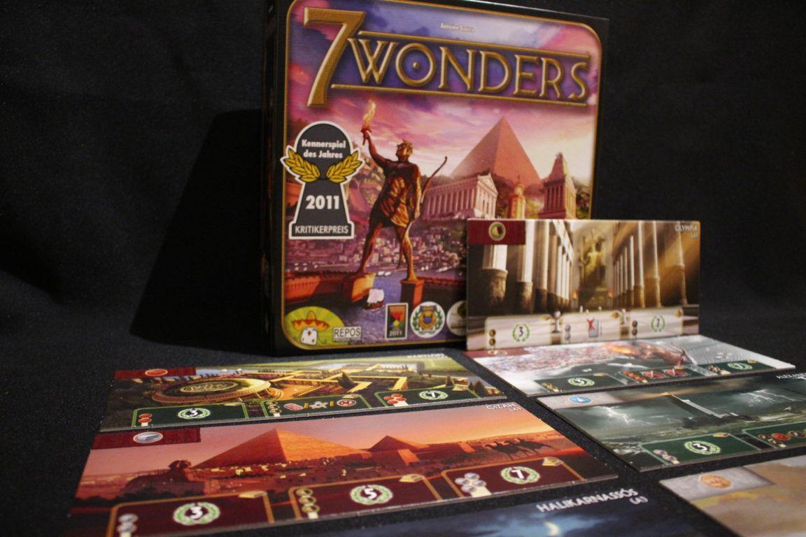 7 Wonders