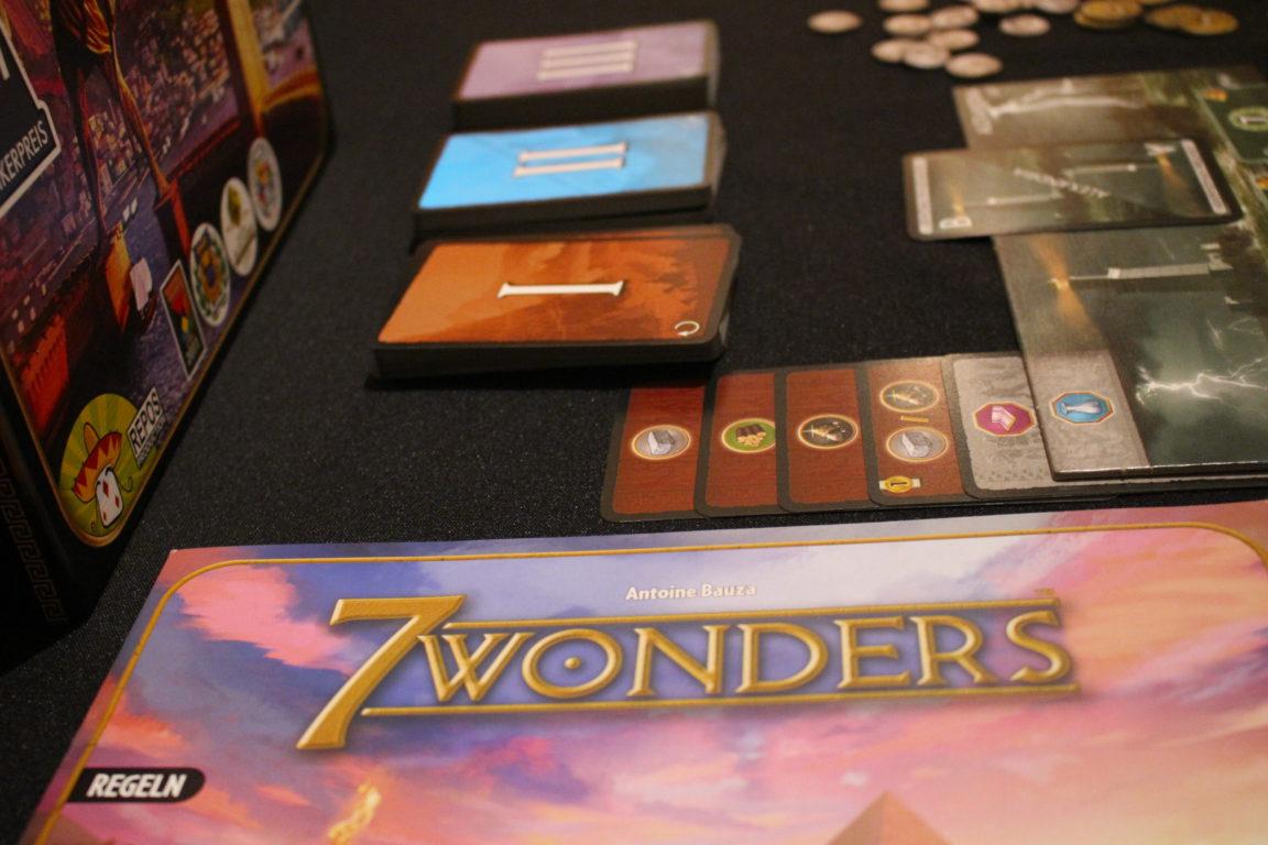 7 Wonders Spielregeln