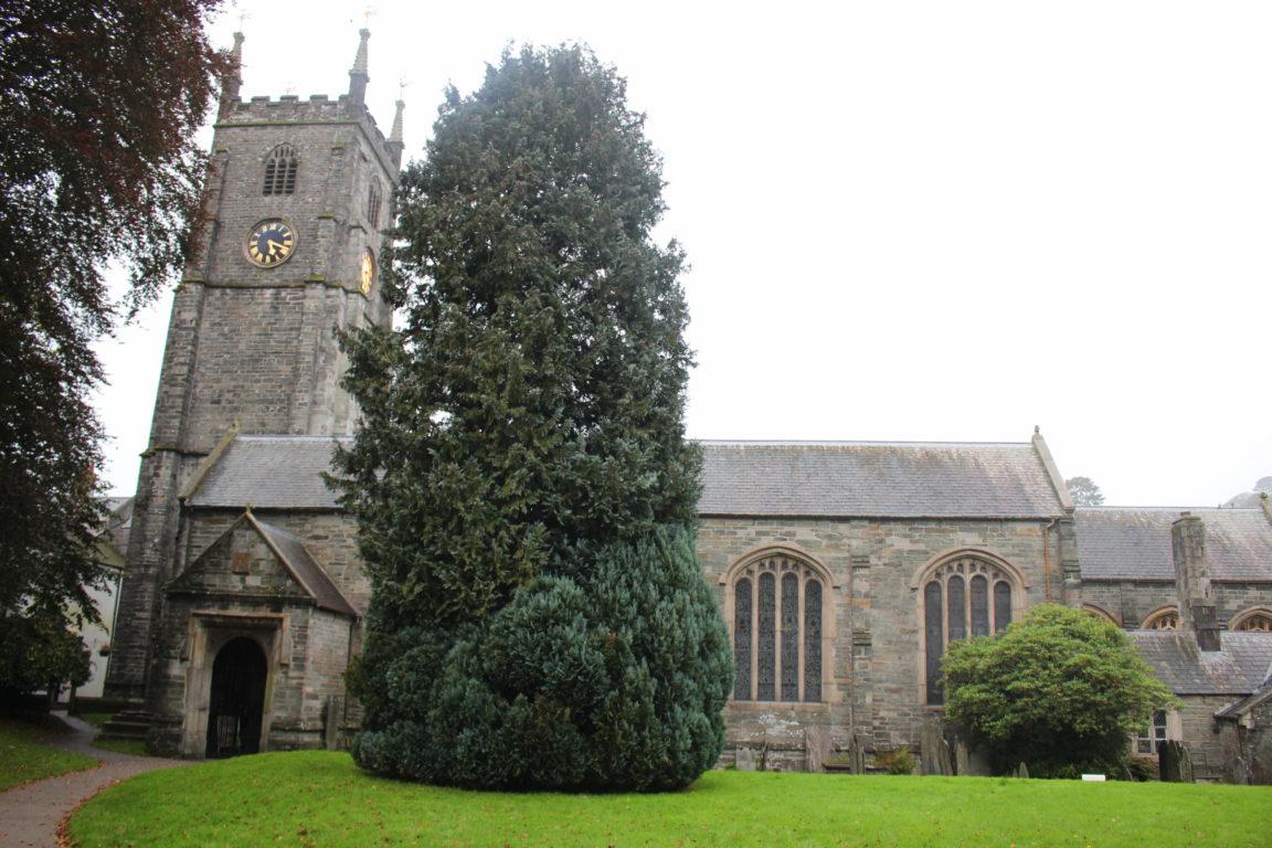 Kirche Tavistock