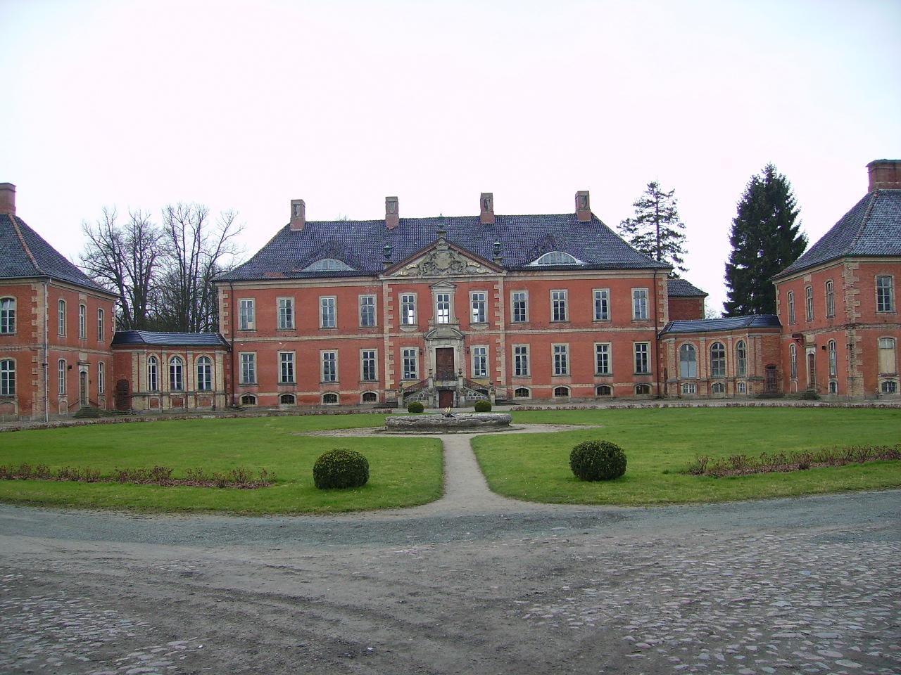 Schloß Bothmer im Klützer Winkel in Mecklenburg-Vorpommern