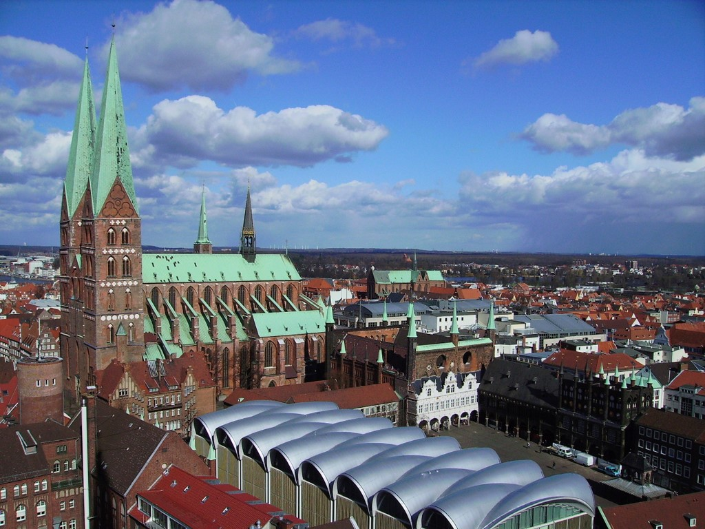 St. Mary's Church in Lübeck