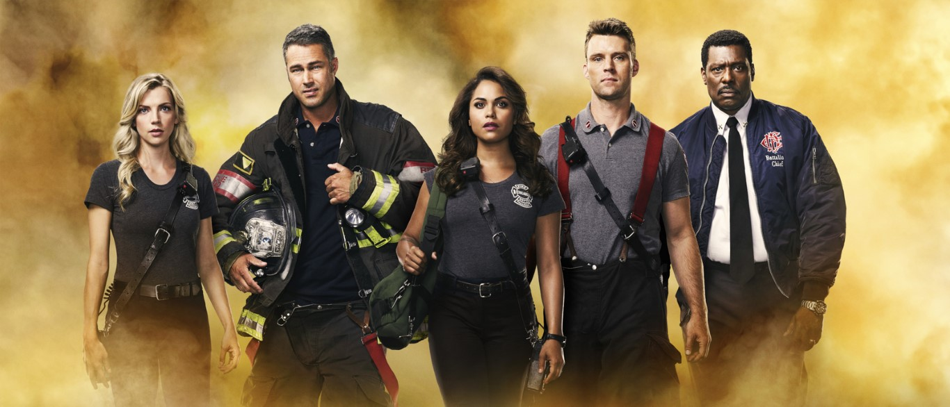 Chicago Fire Staffel 6 im TV