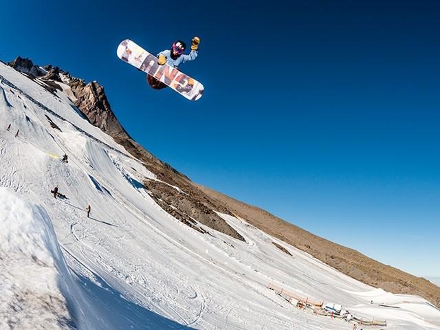 Crossfit-Snowboarding