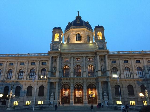 Maria Theresien Platz Wien