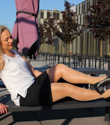 Bequeme Pumps von Hartjes zum eleganten Business Outfit im Sommer
