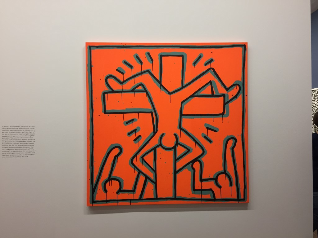 Keith Haring in der Albertina