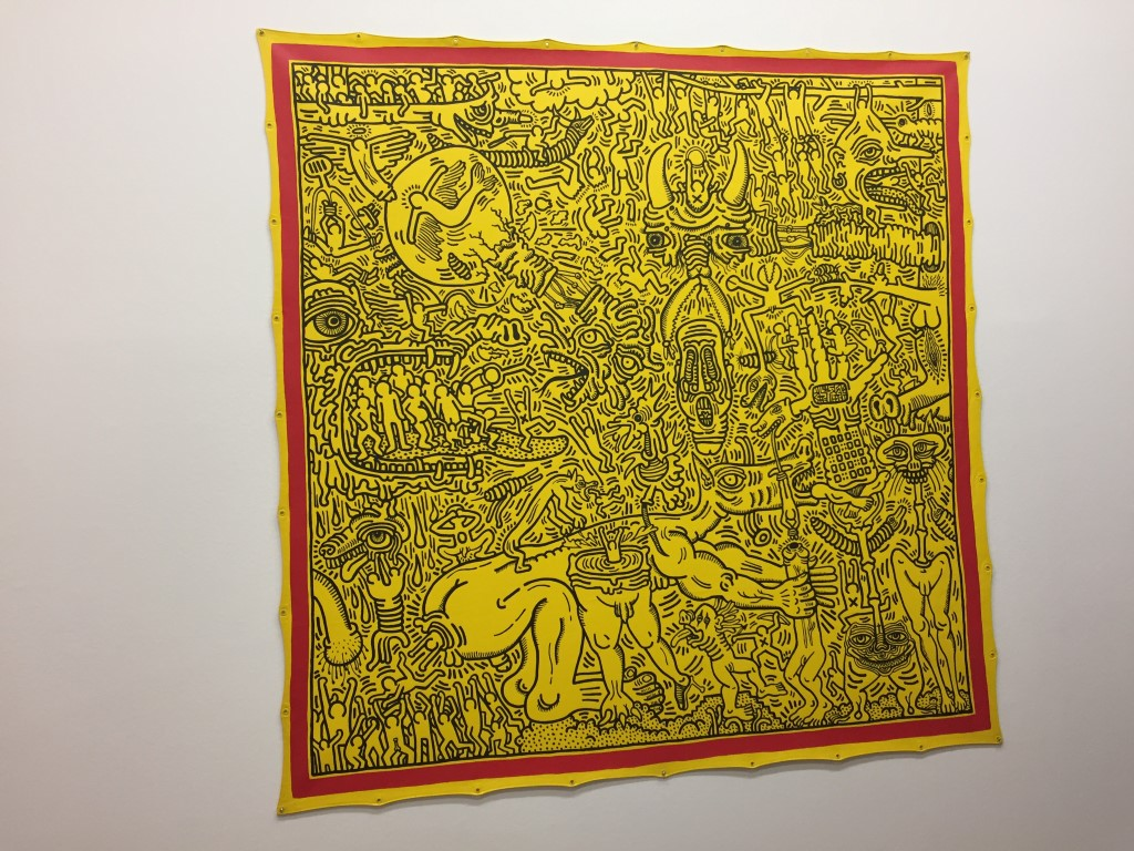 Keith Haring in der Albertina 8