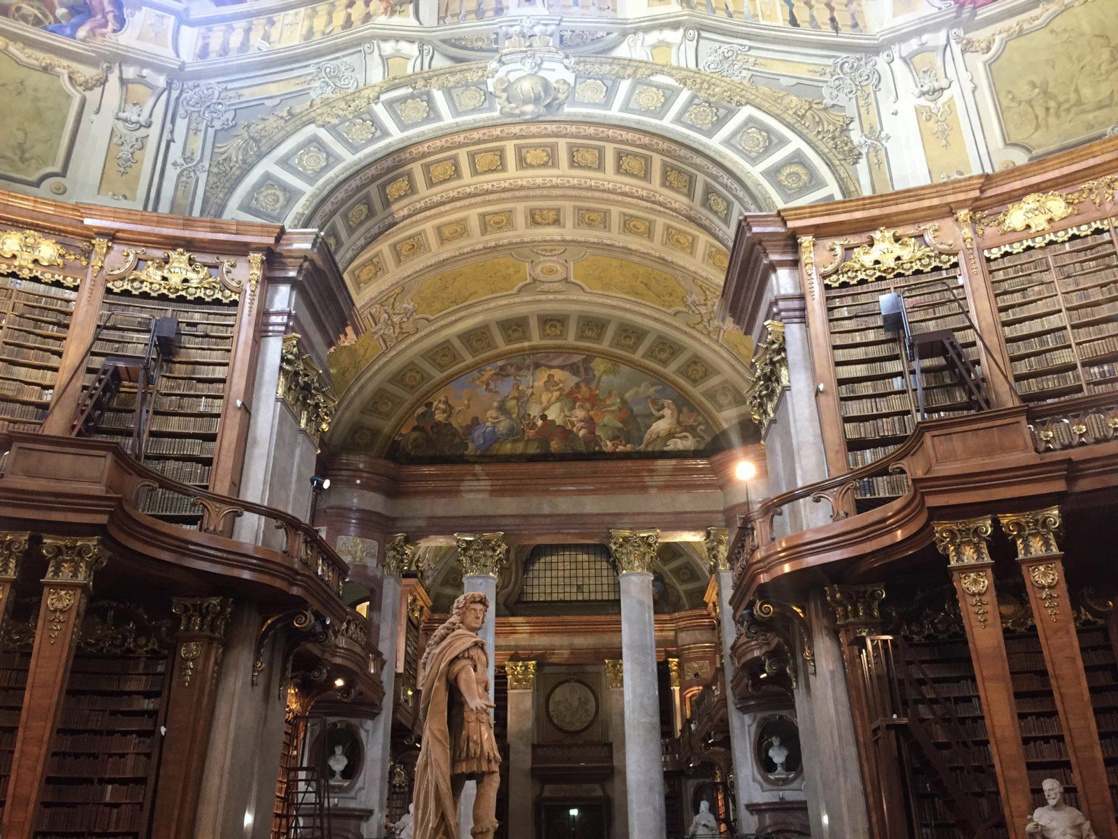 Prunksaal der Hofburg