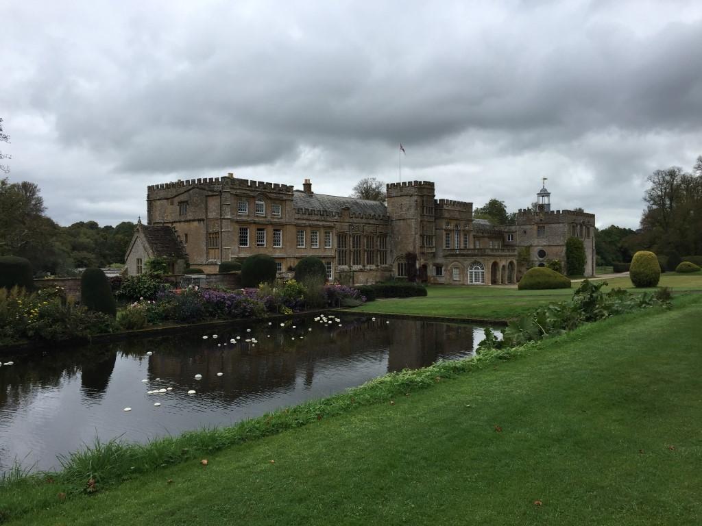 Ein Landhaus in Cornwall oder Devon