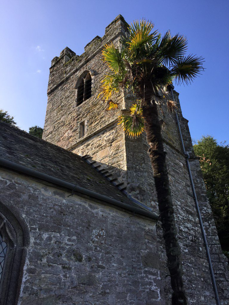 St Just's Church, St Just bei Truro, Cornwall