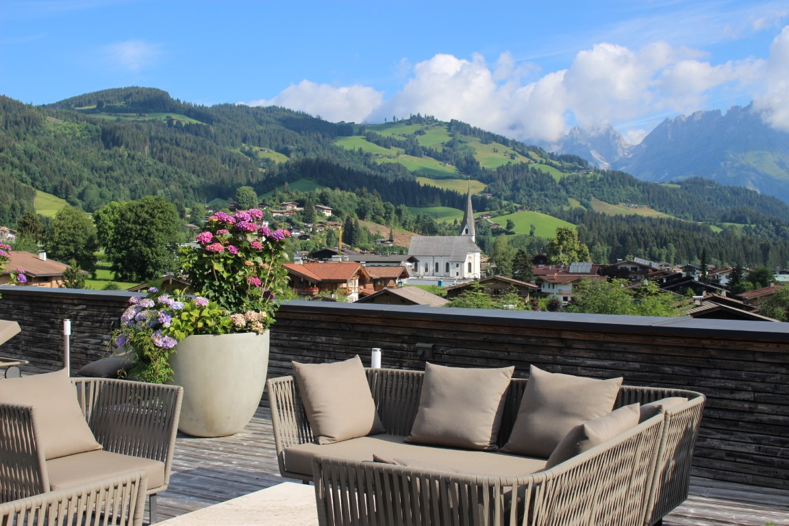 Geheimtipp in Kitzbühel: Kitzbühel Lodge in den Tiroler Alpen