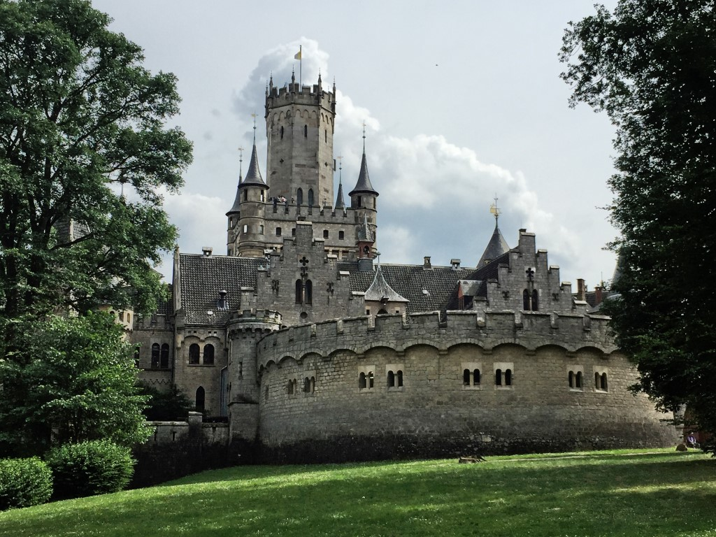 Schloss Marienurg in Hannover