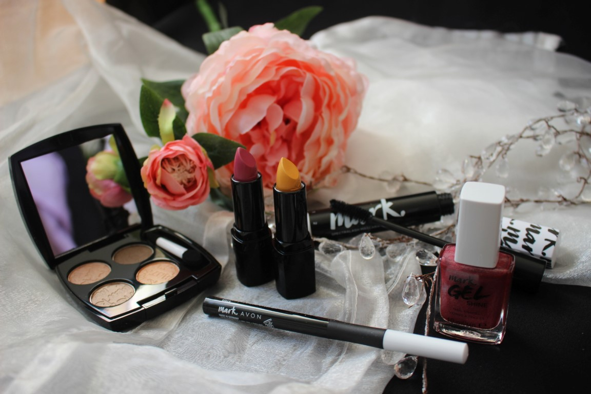 AVON – My Avon From Nude to Glamour 2018