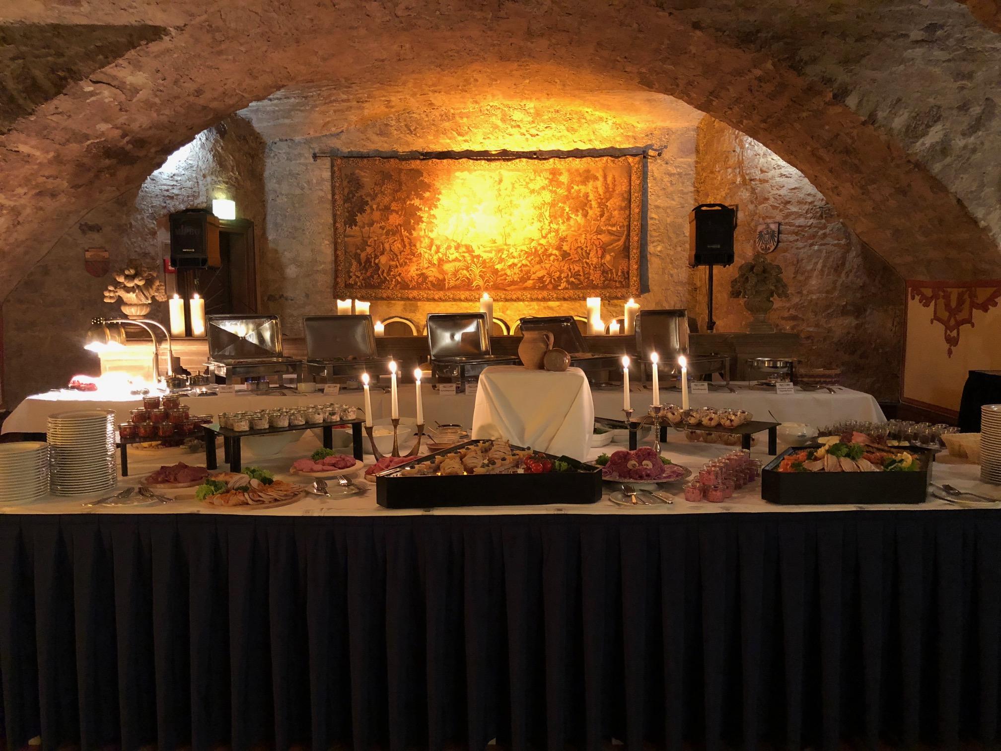 Fine Dining Hotel Maritim Fulda - Buffet Detail